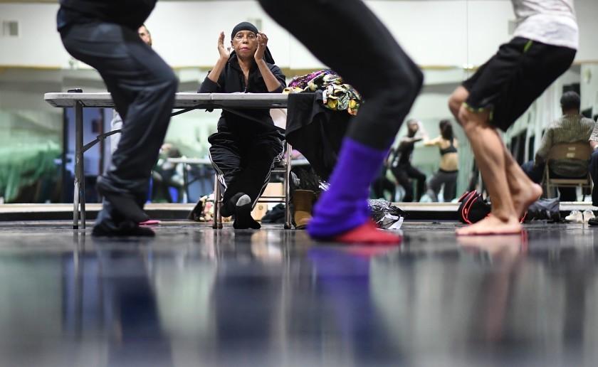 How a $970,000 award represents hope and change for a black LA dance company (@lula_washington_dance_theatre) Los Angeles Times article.
