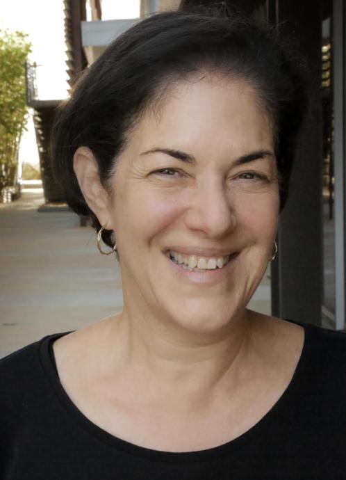 Dance Resource Center community advocate Felicia Rosenfeld headshot.