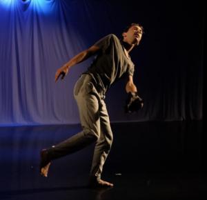 Adam Kerbel a Dance Resource Center previous participant.